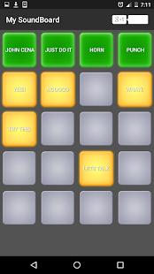 Radio Sound Board: Custom SFX