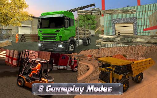 Construction Sim 2017 1.3.1 screenshots 3