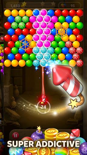 Bubble Pop Origin! Puzzle Game  screenshots 5