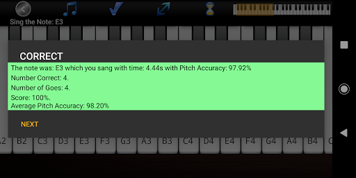 Voice Training - Learn To Sing  Screenshots 2