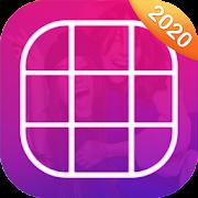 Grid & Square Maker-Video Downloader for Instagram