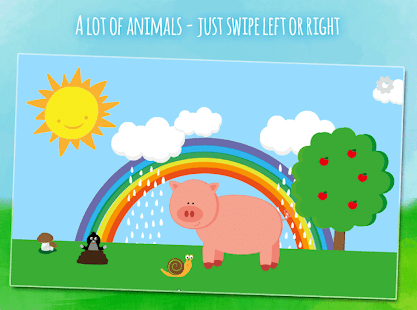 Moo & animals - kids game for toddlers from 1 year 1.9.4 Screenshots 2