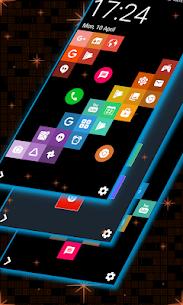 Box Square Launcher 2020 – Theme v6.0 [Ad Free] 2