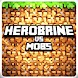 Herobrine vs Mob Craft PE Free