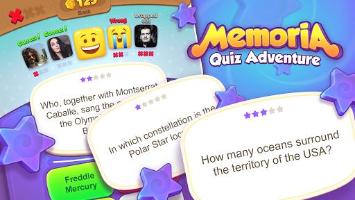 Memoria: Quiz Adventure  screenshots 8