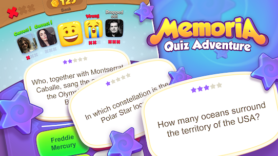 Memoria Quiz Adventure Apk Download, NEW 2021 8