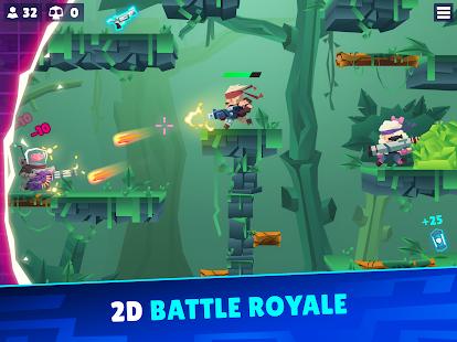 Ligue de balle - Battle Royale