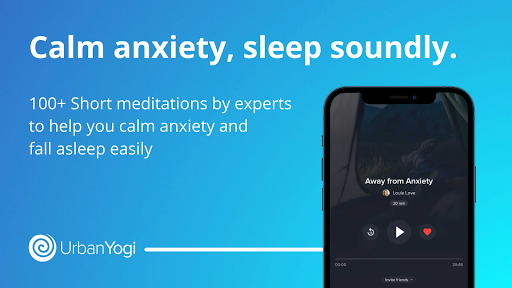 UrbanYogi - Meditate, Sleep & Relax 4.6.372 screenshots 1