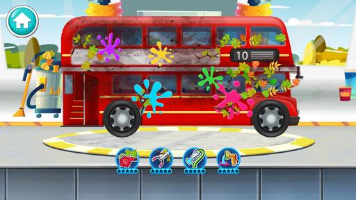 Little Car Wash 6 screenshots 2