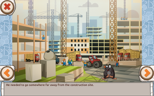 Mole's Adventure - Story with Logic Games Free 2.1.0 screenshots 8