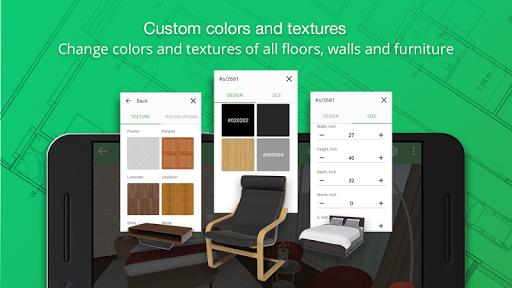 Planner 5D - Home & Interior Design Creator 1.25.2 Screenshots 4