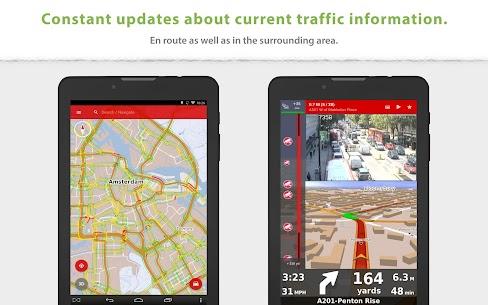 Dynavix Navigation, Traffic Information & Cameras 10