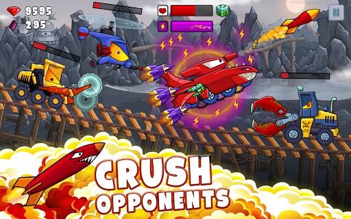 Car Eats Car 2 - Racing Game apktram screenshots 10