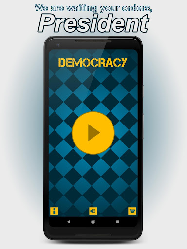 democracy, the free game: be the president, rule screenshot 3