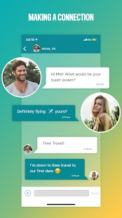 eharmony – the dating app made for real love Screenshot