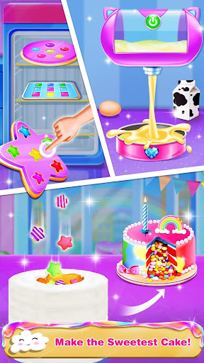 Bake Cake for Birthday Party-Cook Cakes Game apkdebit screenshots 3