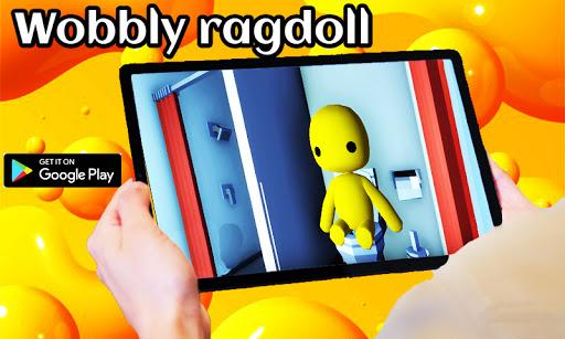 Code Triche Wobbly life gameplay Ragdolls (Astuce) APK MOD screenshots 4
