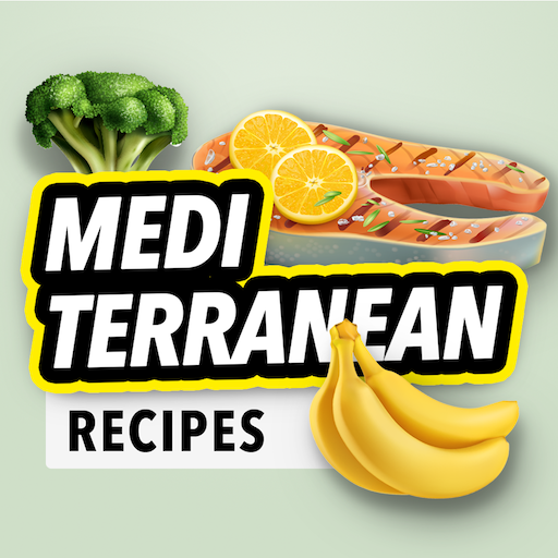 Baixar Mediterranean Recipes: Diet & Meal Planner app