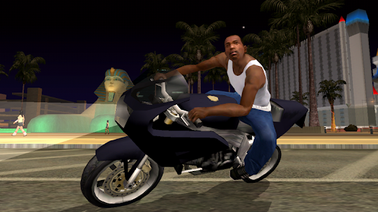 GTA San Andreas LITE For Android Device 4