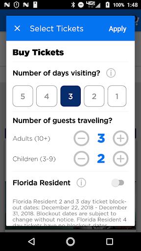 Universal Orlando Resortu2122 The Official App  screenshots 6