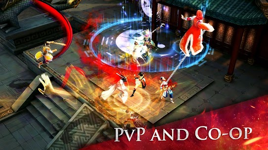 Age of Wushu Dynasty Mod Apk (No Cooldown) Download 2