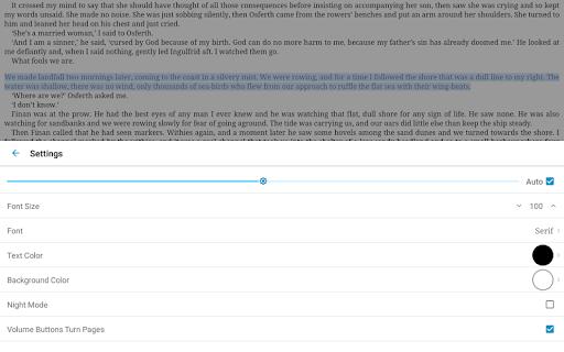 Ebook Reader 5.0.20 Screenshots 9