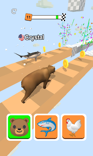 Switch the Animal!  screenshots 1