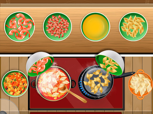 cooking chinese food: world cuisine chef screenshot 2