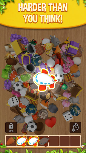 Match Triple 3D - Matching Puzzle Game apklade screenshots 2