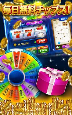 ギャラクシージャックポットで一攫千金!:カジノライブ : スロット、ケノのおすすめ画像1