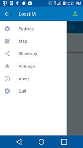 Location Messenger: GPS tracker for family 3
