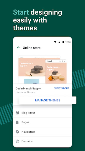 Shopify - Your Ecommerce Store apktram screenshots 4