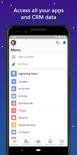 Salesforce  screenshots 3