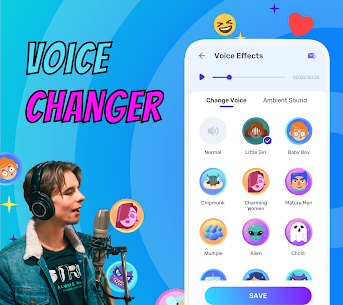 Funny Voice Changer – Free Voice Changer (Pro) 1