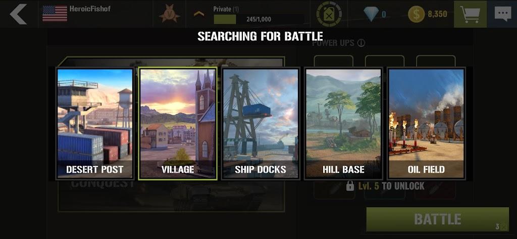 War Machines: Tank Army Game poster 10