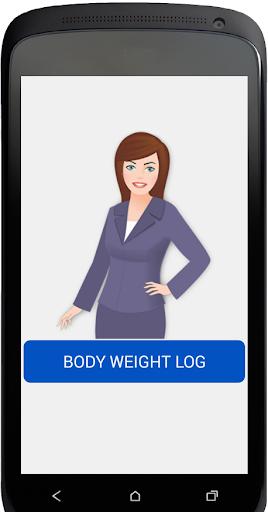 Body Weight Log apkdebit screenshots 1