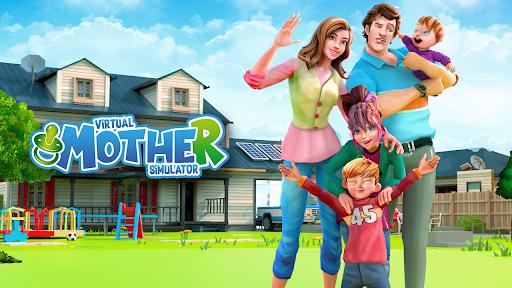 Mother Simulator: Happy Working Mom Family Life  screenshots 1