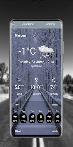Accurate Weather Forecast App 2021 24.7.7