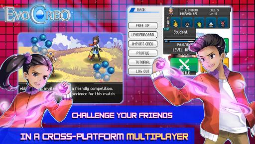 EvoCreo - Free: Pocket Monster Like Games  Screenshots 18