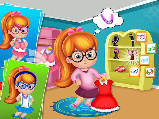 My doll house cleanup & decoration - Fix & Repair modavailable screenshots 7