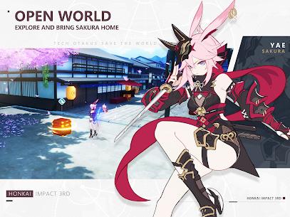 Honkai Impact 3 Mod Apk (Mega Menu) Download for Android 10