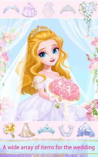 Sweet Princess Fantasy Wedding screenshots 9