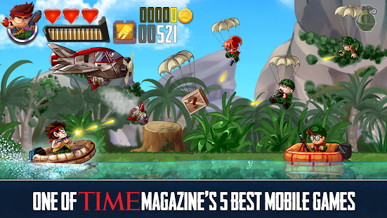 Ramboat - Offline Shooting Action Game 4.2.1 Screenshots 1