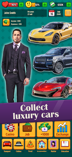 Mafia Boss: Money & Business Life Simulator Game apktram screenshots 2