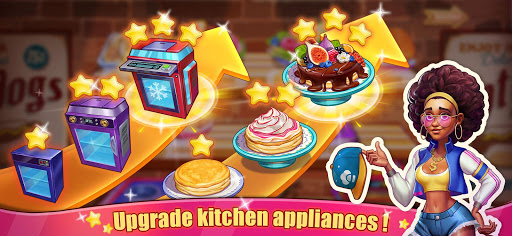 Crazy Cooking Tour: Chef's Restaurant Food Game screenshots 5