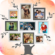 Family Photo Frame, Photo Collage