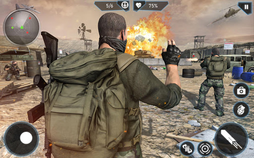 Modern FPS Combat Mission - Free Action Games 2021 2.9.0 screenshots 8
