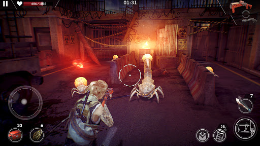 Left to Survive: Dead Zombie Shooter & Apocalypse  screenshots 3