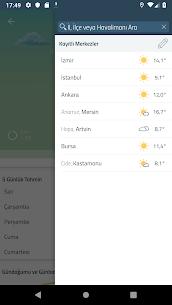 Meteoroloji Hava Durumu 4