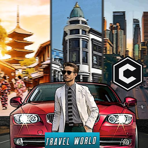 Travel World Driver - Real Car Parking Simulator for PC